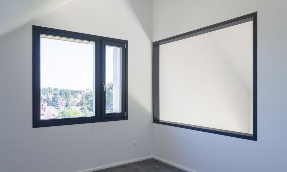 Okno dřevěné