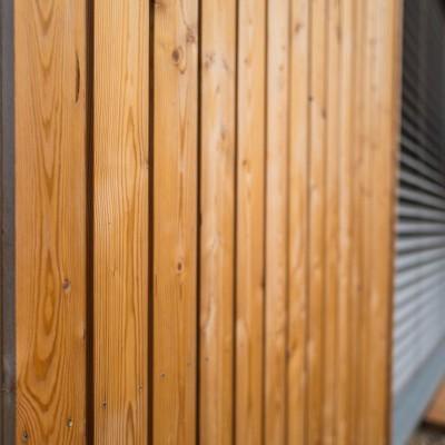 Dřevěná fasáda - VESPER HOMES II